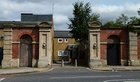 Former Red Barracks gate (1860)
