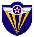 Fourth Air ForceWestern United States(Zone of the Interior)