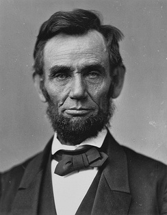 Abraham Lincoln was Douglas's opponent in both the 1858 Senate election in Illinois and the 1860 presidential election
