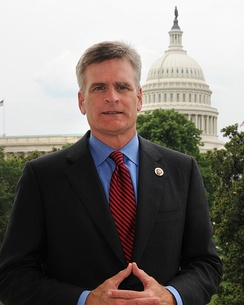 Bill Cassidy, who was re-elected as the U.S. Representative for the 6th district