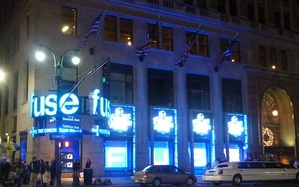 Fuse studios are located on Seventh Avenue across from Madison Square Garden.