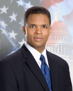 Jesse Jackson, Jr., who was re-elected as the U.S. Representative for the 2nd district