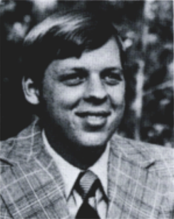 Isakson as a State Representative in 1977