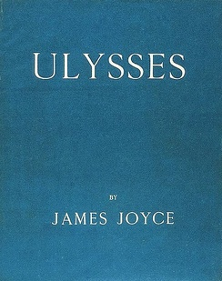 Front cover of James Joyce's Ulysses