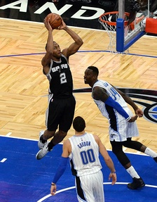 Kawhi Leonard was acquired by the Spurs in 2011.