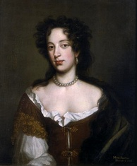 Mary of Modena, James's second wife, 1680