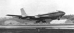 Boeing 367-80 (N70700) prototype in a NASA archive photo