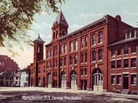 Old Central Fire Station (1907)