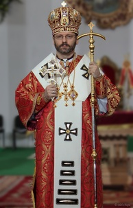 Major Archbishop Sviatoslav Shevchuk of the Ukrainian Greek Catholic Church