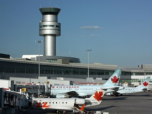 Air Canada is the largest airline operating in Ontario. Its largest hub is at Pearson International Airport in Mississauga.