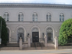 The United States Mint in Denver (2010)