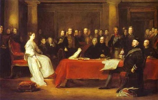 Queen Victoria convened her first Privy Council on the day of her accession in 1837.