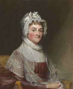 Abigail Adams in later life