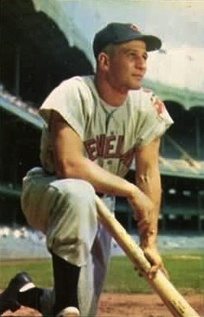 Al Rosen, 1953 Most Valuable Player.