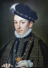 Charles IX of France, who was 22 years old in August 1572