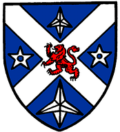 The arms of Stirling County Council