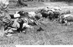 Massacre of Kondomari in Greece, June 1941