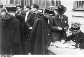 Arrest of Jews in France, August 1941
