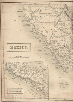 Map showing Salt Lake as Mexican territory in 1838Source: Britannica 7th Ed.