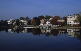 Chestertown's historic waterfront