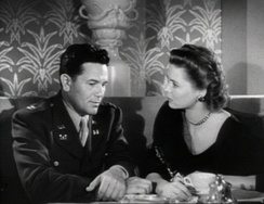 John Garfield and Dorothy McGuire
