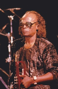 The latter period of trumpeter Miles Davis' career was controversial for its incorporation of non-jazz idioms