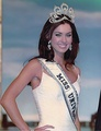 The Mikimoto Crown  as worn by Miss Universe 2005, Natalie Glebova