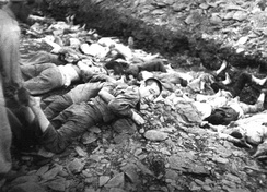 Bodo League massacre of communists and suspected sympathizers, South Korea, 1950