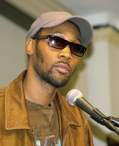 RZA, producer and member of the Wu-Tang Clan