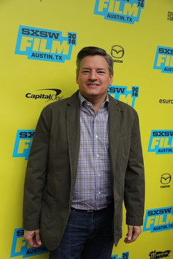 Ted Sarandos chief content officer at Netflix