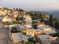 View of modern Safed