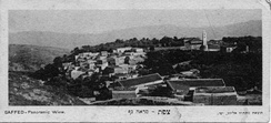 Safed in 19th century