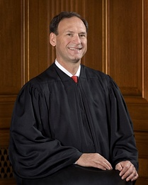 Justice Samuel Alito was the author of the Court's majority opinion.