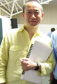 Tan Dun in 2011