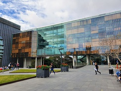 Library of the Sydney Law School