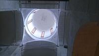 Подкупольное пространство и своды собора