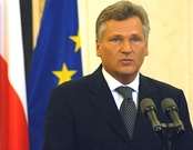 Aleksander Kwaśniewski (SLD), the only left-wing President of Poland since 1989 (1995-2005)