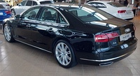 MY14 facelift Audi A8 (Europe)