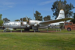 WB-50D, the Flight of the Phoenix, on display at Castle Air Museum in Atwater, California.
