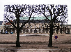 Christiansborg Riding Grounds and the Royal Stables