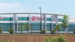 The team's American headquarters in Kannapolis, North Carolina