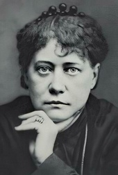 Two philosophers greatly influenced the New Age movement: Helena Blavatsky (left) and Helena Roerich (right)