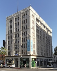 The Hollywood Professional Building housed SAG headquarters in the 1940s