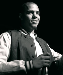 Cole performing at South by Southwest in 2010