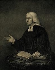 John Wesley ordained and sent forth every Methodist preacher in his day.