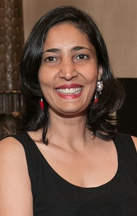 Kiran Desai, winner of the 2006 Man Booker Prize