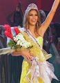 The CAO Crown as worn by Miss Universe 2008, Dayana Mendoza
