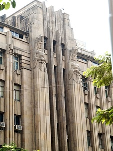 New India Assurance Building in Mumbai, India (1936)