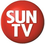 First logo as SUN TV, used from 2005 to 2007.