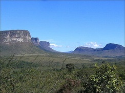 Chapada Diamantina National Park.